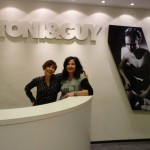 Workshop bei Toni&Guy in Stuttgart